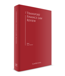 The transport finance law review 220x256