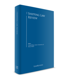 Singapore - The Shipping Law Review - Edition 6 - TLR - The