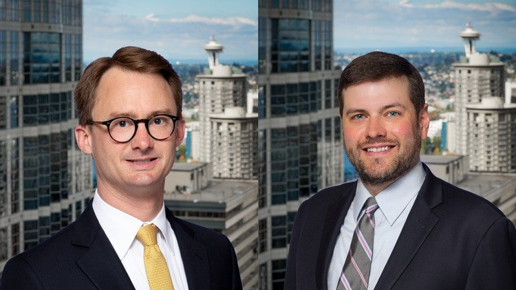 Stoel Rives hires two in Seattle