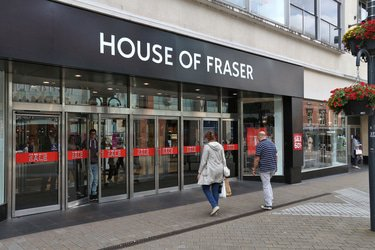 "Sports Direct buys House of Fraser for £90 million after ""race against time"""