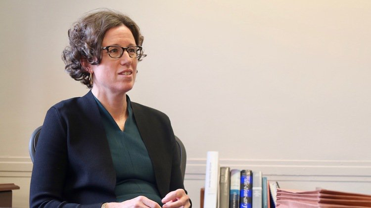 Women are well represented in US DOJ leadership, says O'Neill