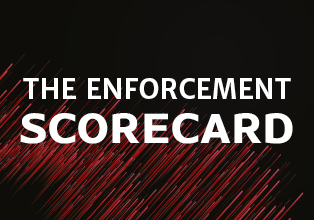 Enforcement Scorecard analysis: the names behind the cases