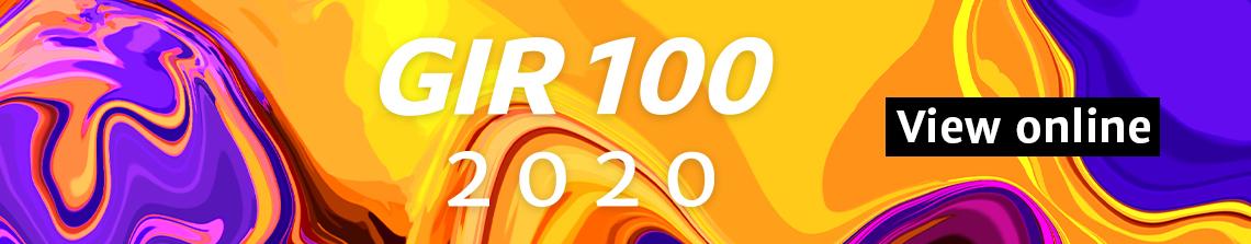 GIR 100 2020 - View now