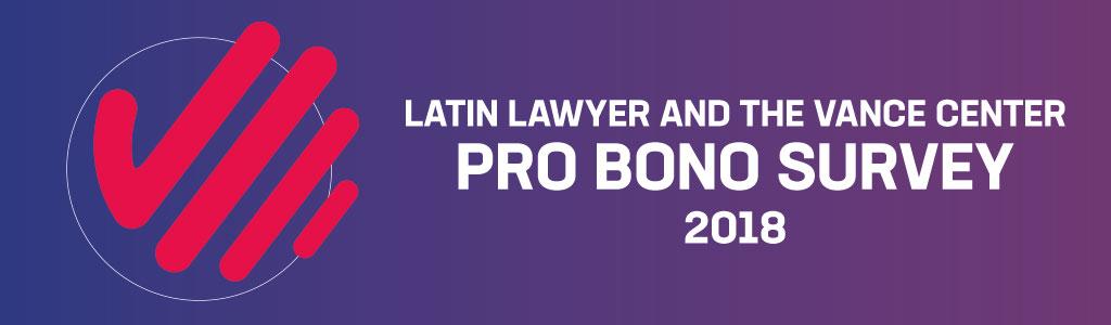 Pro bono banner