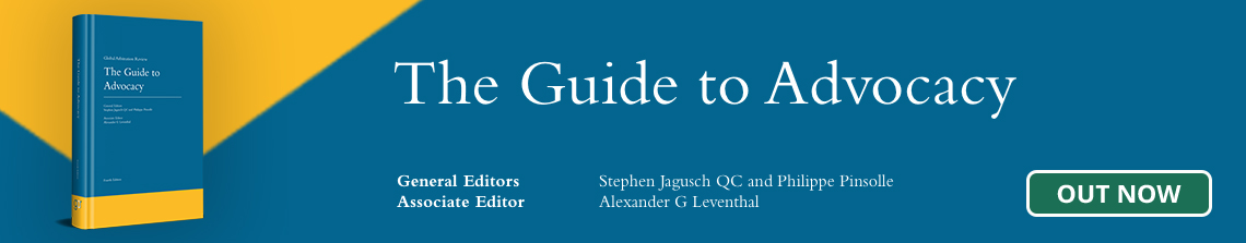 The Guide to Advocacy - Out now
