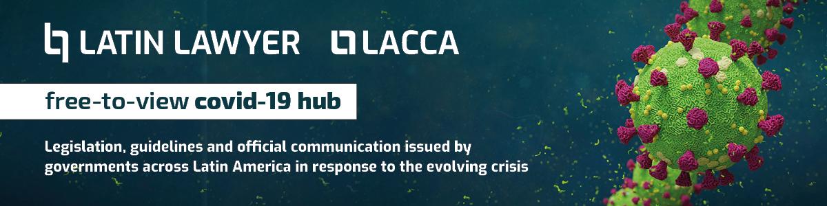 LACCA - Free to view covid-19 hub