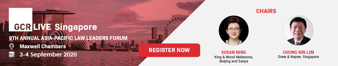 GCR Live Singapore - 3rd to 4th Sept 2020 - Register now